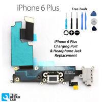 Neuf IPHONE 6 Plus Lightning Connecteur Chargement Dock Port + Casque Jack W/