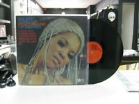 Perez Prado LP Spanisch Dancing Mambo 1977 Sexy Nude Cover