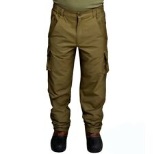 Chub Vantage Cargo Trousers - Olive Carp Fishing