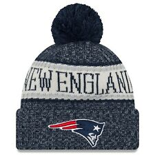 d4eb260256b27 NEW ERA 2018-2019 SPORT KNIT On field Sideline Beanie Winter Fleece Pom Cap  Hat