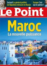 LE POINT*11/07/2019*NEUF*SOUS FILM*LE MAROC=LA NOUVELLE PUISSANCE*EUROPE PATRON?