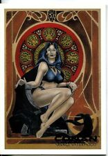 Conan Art Of The Hyborian Age Savage Sisterhood Chase Card S2