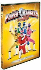 Power Rangers Turbo Volume 1 One ( DVD 3 Disc Set ) Massive 7.5 Hours