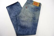 New Levi's Mens 501 2059 Straight Leg Button Fly Light Wash Jeans Size 40 x 32
