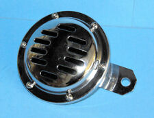 NEW Horn Hupe 6V Norton BSA Triumph Oldschool Triton Caferacer Oldie DKW NSU AJS