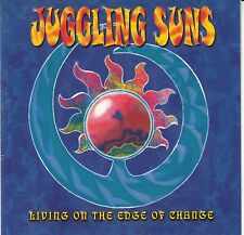 Juggling Suns - Living on the Edge of Change, CD