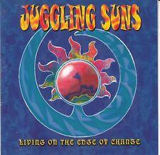 Juggling Sun-Living on the edge of change, CD