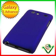 Custodia rigida BLU per Samsung i9070 Galaxy S ADVANCE back cover sottile