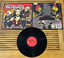 The wolfgangs-Lovesick LP (ROCKABILLY PSYCHOBILLY CREEPSHOW)