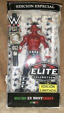 CM PUNK Hell in a Cell 2012 Wwe ELITE Mattel/W Wwe Championship unique piece