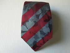 PIERRE CARDIN SILK TIE SETA CRAVATTA MADE IN ITALY 98
