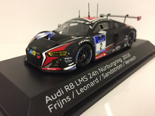 AUDI R8 LMS 24h Nurburgring 2016 Frijns Leonard Sandstrom Vervisch