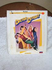 CED VideoDisc Doctor Detroit (1983) MCA Home Video, Collectible
