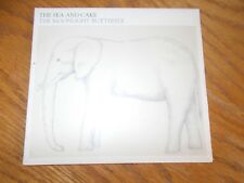 THE SEA AND CAKE - MOONLIGHT BUTTERFLY CD BRAND NEW SEALED