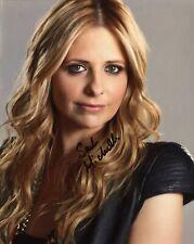 Sarah Michelle Gellar signed 8x10 photo holo Coa