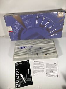 JBL GTQ-400 4 Channel Power Amplifier Vintage 4CH Amp
