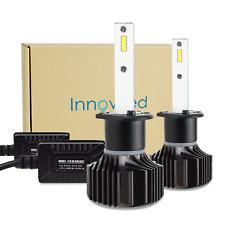 Innovited H1 LED headlight Conversion Kit CSP 60W 9000LM bulb White 6000K