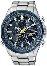Citizen AT8020-54L Mens Watch Blue Angels World Chronograph Eco-Drive