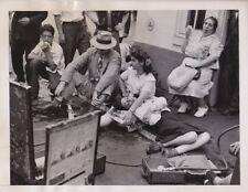 Explosion Disaster Survivors New York City * VINTAGE Classic 1944 press photo