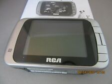 RCA Portable LED HD Digital TV 3.5-Inch AA Battery Powered IN BOX With Manual