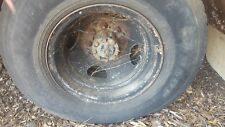 FORD F100 73 74 75 76 77 78 79 80 F250 F350 REAR WHEEL AND TYRE