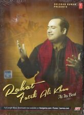 RAHAT FATEH ALI KHAN AT ITS BEST BOLLYWOOD - MP3 & NOT A CD.
