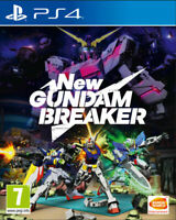 New Gundam Breaker PS4 Playstation 4 Brand New