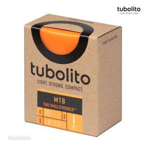 """Tubolito TUBO-MTB Thermoplastic Presta Valve Inner Tube : 29""""x1.8-2.5"""""""