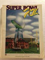 1978 Sports Illustrated DALLAS COWBOYS Champions Super Bowl XII PROGRAM Staubach