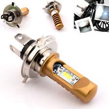 12W H4 LED Motorcycle Headlight Bulbs White High / Low Beam Lamp Fog Light 1PCS
