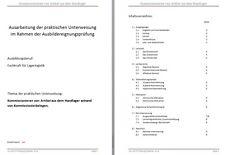 ada schein aevo praktische unterweisung ausarbeitung 98 punkteablauf prfung - Aevo Praktische Prufung Beispiele