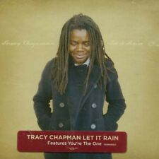 Tracy Chapman - Let It Rain [New CD]