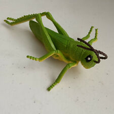Plastic Insects Bugs Lifelike Grasshopper Figure Realistic Insect Toys
