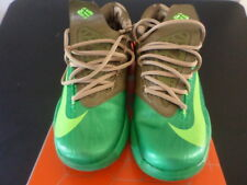 NIKE - KD VI  - Gamma Green / Flash Lime / Grey - 4599424 301 - MEN 10