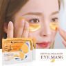 Eye mask Gel Patches Pads Dark Circles Remove Gold Crystal Collagen Anti-wrinkle