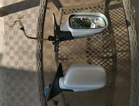 OEM JDM Subaru Forester SG 03-08 Power Fold Mirrors W/New Switch(may Fit Others)