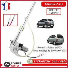Mécanisme + Moteur Leve Vitre Electrique Arriere Gauche Sénic 1 & RX4 (<2003)