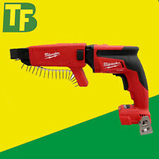 Milwaukee M18 FSG-0 FUEL Drywall Screw Gun with FREE Collated Attachment