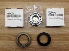 Kubota OEM RCK Series Blade Spindle Rebuild Kit RCK54 RCK60 RCK72 and others