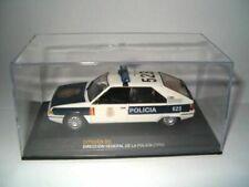 CITROEN BX direction générale POLICE 1992 IXO 1/43 A13
