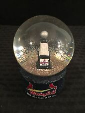 Springfield Cardinals 2012 Championship Trophy Snow Globe 7/25/13 SGA 1 of 2500
