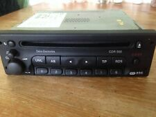 DELCO Electronics CDR 500 CD player