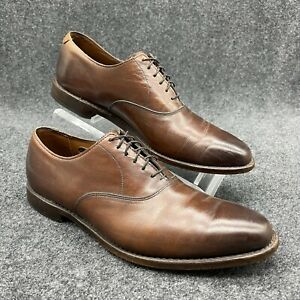 Allen Edmonds Carlyle Brown Mens Size 12 Dress Shoe Work