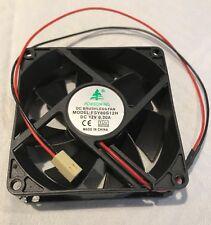 100 x Fonsoning DC Brushless Fan Fsy80S12H * * con sede nel Regno Unito