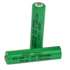 2x HQRP Battery for Sennheiser RS 110, RS 120, RS 130, RS 160, RS 170, RS 180