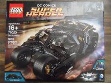 New listing New / Sealed Dc Comics Super Heroes Lego Set 76023 Batman Begins - The Tumbler
