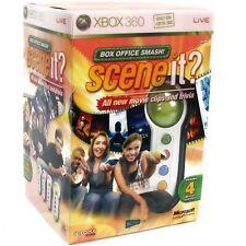Scene It Box Office Smash (Microsoft Xbox 360, 2008)