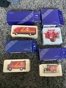 Full Set Royal Mail Millenium Collection Vehicles - Boxed