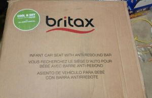 Britax B-Safe Gen2 FlexFit + Plus Infant Car Seat - Safe Wash with ARB Cool Dry