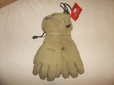 Outdoor Research Firebrand Gore-tex Gloves Med Leather Primaloft USA USMC MARSOC